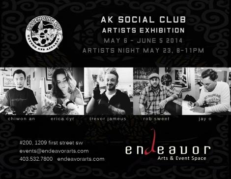 aksocialclub-show