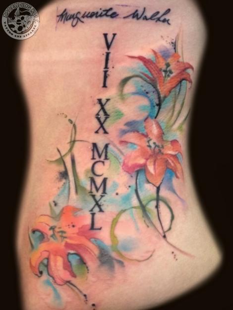 trevwaterlilies